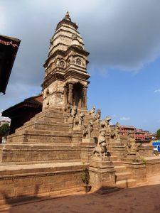 Temple, Bhaktapur Durbar Square