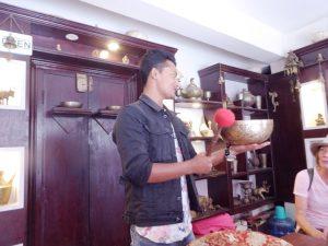 Nepalese Singing Bowls