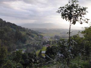 Up the hills to Nagarkot