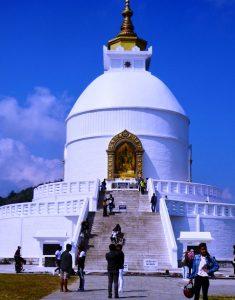 Peace Pagoda, Pokhara