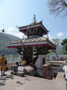 Tal Barahi Temple, Phewa Lake