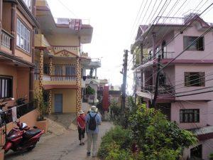 Exploring the streets of Srinagar