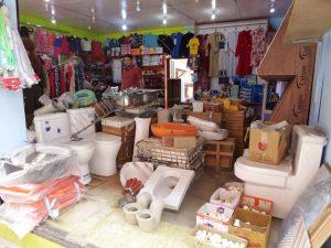 Bathroom shop