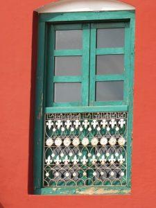 Palace Window detail