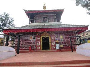 Bhagwoti Temple, Tansen