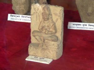 Artefacts from Kapilvastu