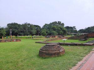 Other ruins at Lumbini