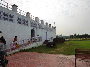 Buddha's Birthplace, Lumbini