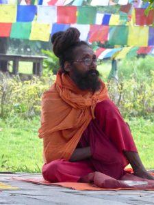 Monks, Lumbini