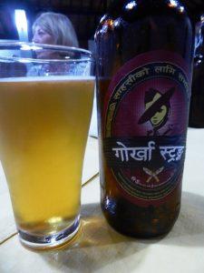 Ghurka Beer