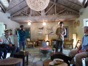 Welcome to Barahi Jungle Lodge