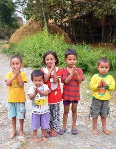 Gorgeous children
