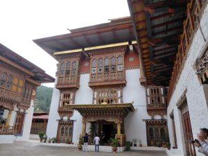 Abbot's residence