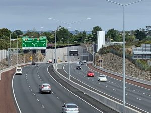 Entrance to Waterview Tunnel