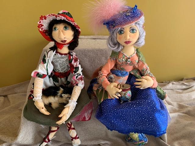 Dominique's Boudoir Dolls