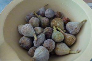 Frozen figs