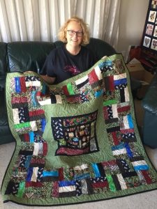 Derryn's Kiwiana Quilt