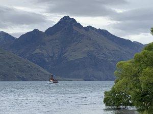 The Earnslaw, Lake Whakatipu