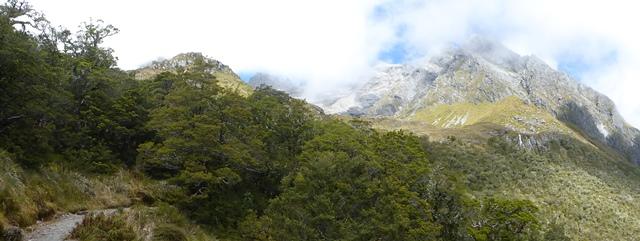 Ailsa Mountains