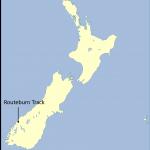 Routeburn Track Location