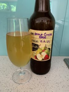 Apple Ginger Beer