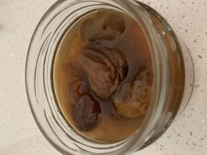Figs in Spiced Brandied Syrup