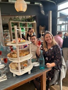 High Tea with Bubbles