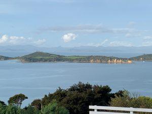 View to Pakatoa Is and Coromandel
