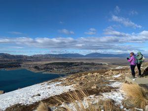 Tekapo from Mt John Observatory
