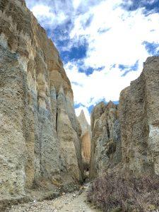 Omarama Clay Cliffs